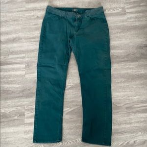Bdl 3 @ $25 Riders by Lee Green Jeans faded